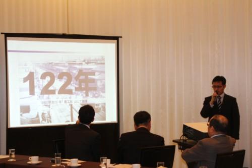 東京商工リサーチによる講演会
