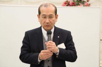 髙木会長のあいさつ
